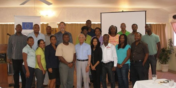 'St. Kitts Host National Standardization Strategies Training Course