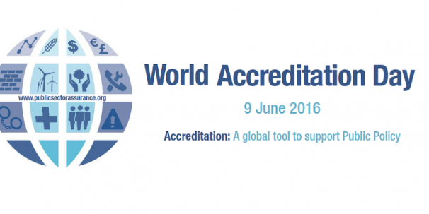 'World Accreditation Day 2016