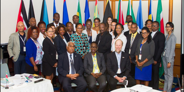 'CARIBBEAN SUB-REGIONAL PREPARATORY MEETING FOR THE 2017 MEETING OF THE CONFERENCE OF THE PARTIES TO THE MINAMATA CONVENTION (COP 1) AND INTRODUCTORY MULTILATERAL ENVIRONMENTAL AGREEMENTS NEGOTIATION TRAINING